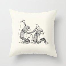 'Surgeon' Throw Pillow