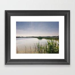 Dunes IV Framed Art Print