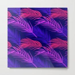 Tropical vibes 4 Metal Print