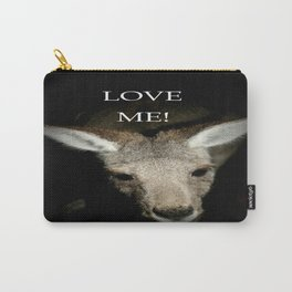 Love me! Carry-All Pouch
