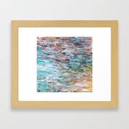 Dance of Light 1 Framed Art Print