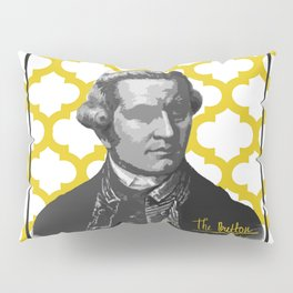 Capitain James Cook Pillow Sham
