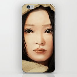 Zhou Xun iPhone Skin