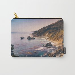 Big Sur Pacific Coast Highway Carry-All Pouch