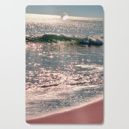 Sparkle Morning Sea Cutting Board