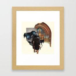Church Chains Framed Art Print