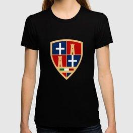 Sassari - crest T-shirt