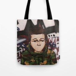 Street fighter Tote Bag