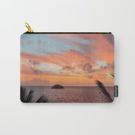 ISLAND SUNRISE Carry-All Pouch