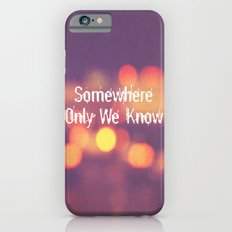 Somewhere II Slim Case iPhone 6s