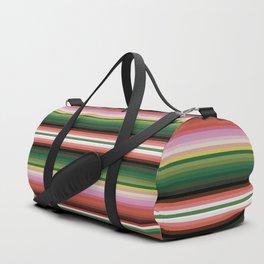 Southwest Serape Duffle Bag