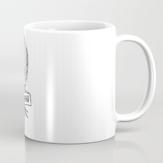 Look for the silver lining Mug