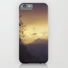 Chasing the night away Slim Case iPhone 6s