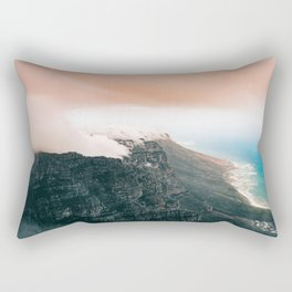 Table Mountain, South Africa Rectangular Pillow