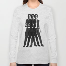 Triple Harrison  Long Sleeve T-shirt