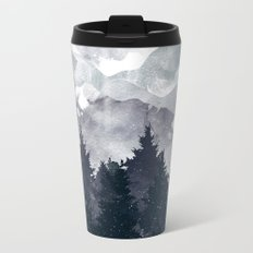 Winter Tale Metal Travel Mug