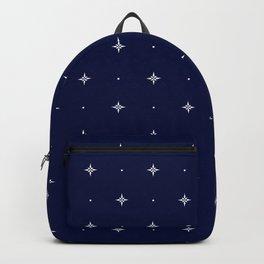 Royal Garden3 (Navy Blue) Backpack