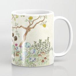 The Enchanted Garden Coffee Mug
