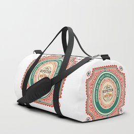 Cowards may die many times before their death Duffle Bag