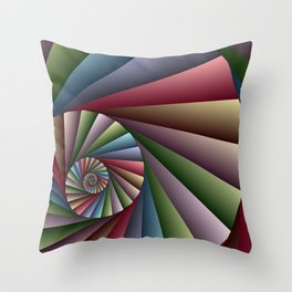 math is beautiful -91- Throw Pillow