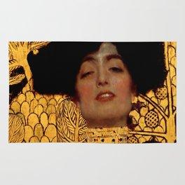 """Gustav Klimt """"Judith I"""", 1901 Rug"""