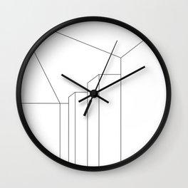 Tila#2 Wall Clock