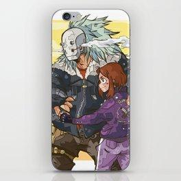Ochako and Gunhead iPhone Skin