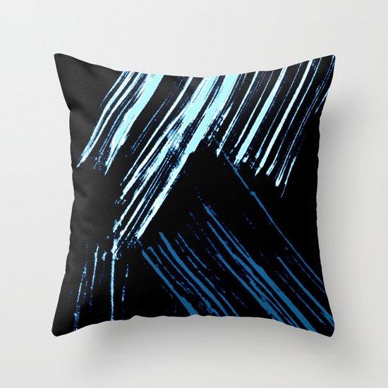 Dramatic 2 Throw Pillow