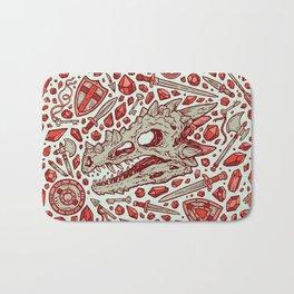 Hoard of the Gem Dragon | Ruby Bath Mat