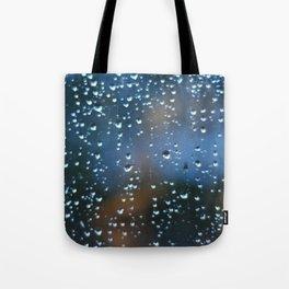 The Rain Tote Bag