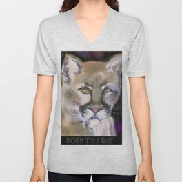 Born This Way Unisex V-Neck