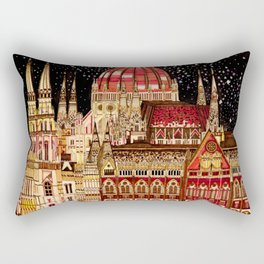Budapest Parliament, Hungary Rectangular Pillow