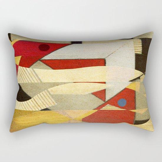 """Quanto """"Vale"""" o Rio (What value of a river) Rectangular Pillow"""