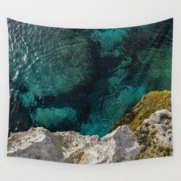 Cyprus Sea III Wall Tapestry