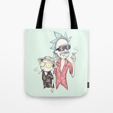 Fear & Loathing in Schwift Vegas Tote Bag