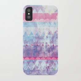 Faded iPhone Case