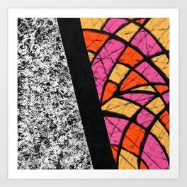 Pop Energy Art Print