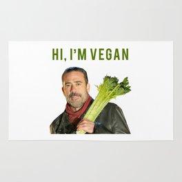 Negan/Vegan Rug