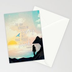 I Make Myself Stand - THG Stationery Cards