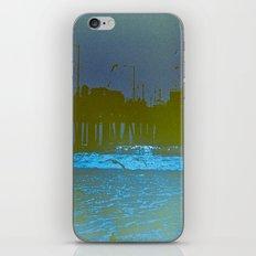 Santa Monica Pier. iPhone & iPod Skin