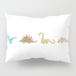 Dinosaur Parade Pillow Sham