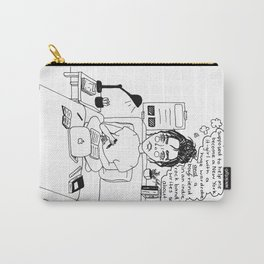 Homework Harms Life Goals Carry-All Pouch