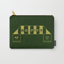 No Pity Carry-All Pouch