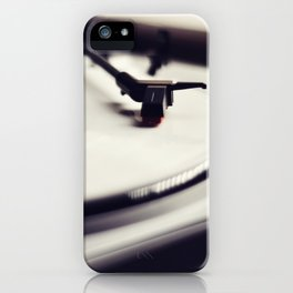 Koji Vinyl iPhone Case