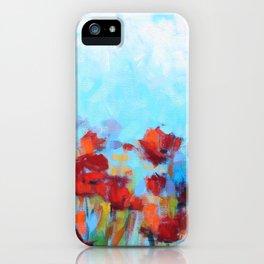 Garden of Delights iPhone Case