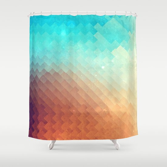 plyyn hyte Shower Curtain
