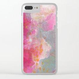 Graze Clear iPhone Case