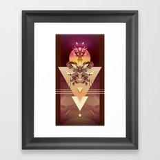 4-3-1 Framed Art Print