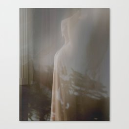 Bathed in Light Canvas Print