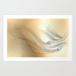 Hyperion 03 Art Print